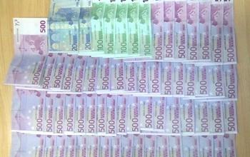 pinigai euro