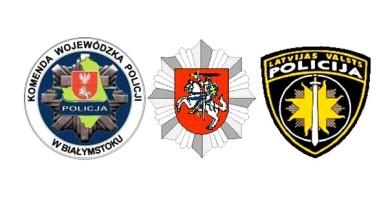 PL LT LV policininkai