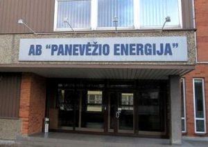 Panevezio energija