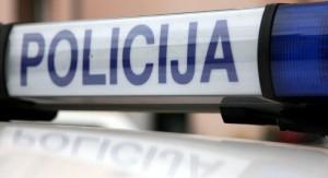 Policija eismo įvykis