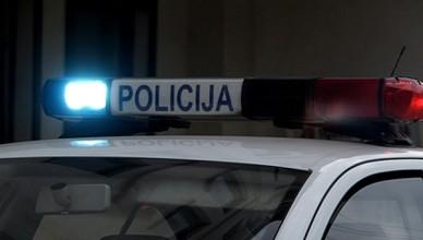 Policija, įvykių statistika