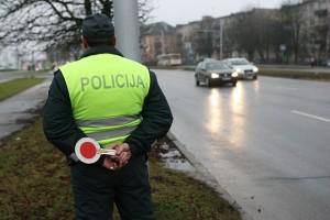 Policininkas akcija