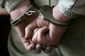 antrankiai suimtas