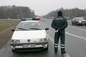 ataskaitinis lietuvos kelių policija