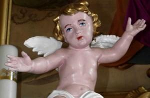 baznycios angeliukas