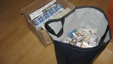 cigaretės kontrabanda šiauliai