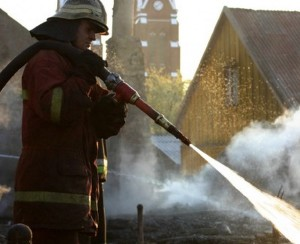 gaisrininkai ugnis