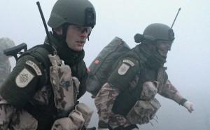 Karo policijos kariai
