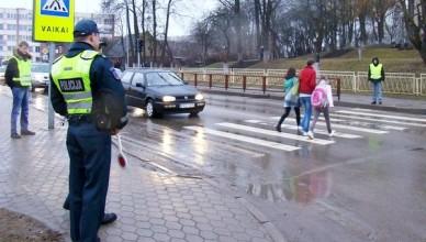 Kelių eismo taisyklių pažeidimų