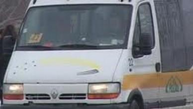 mikroautobusu vairuotojai