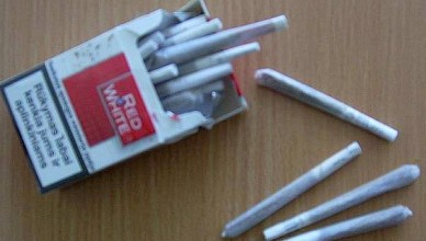 narkotikai cigaretės