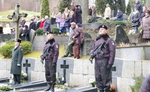 pagarba žuvusiems už Lietuvos laisvę