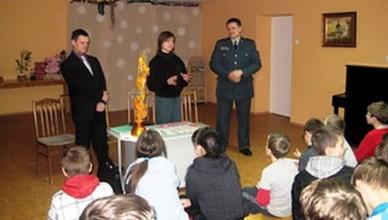 pareigūnai vaikai