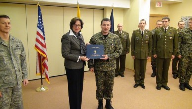 pareigūnams medaliai