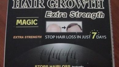 plaukų preparatas