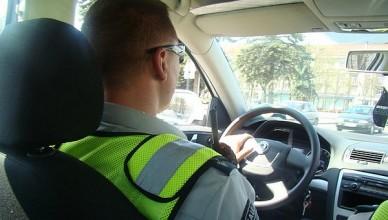 policija mašinoje