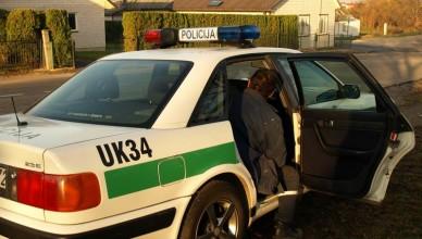 policija patikrinimas kontrolė