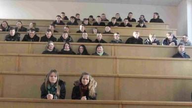 policijos mokykloje