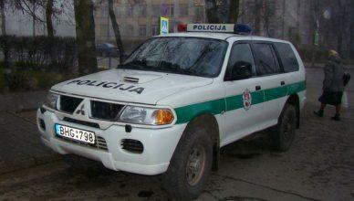 policijos patrulis