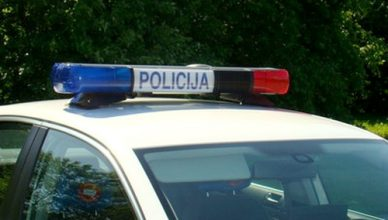 policijos automobilis