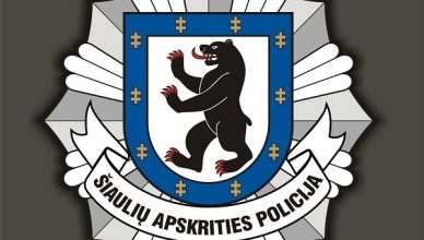 siauliai policija