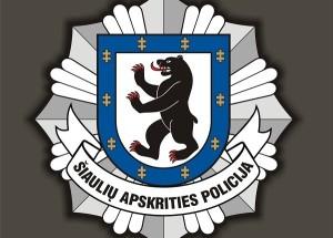 šiauliai policija statistika