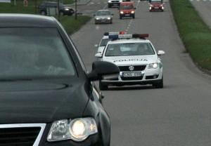 tauragės policija