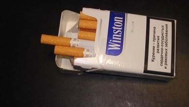 winston cigaretės