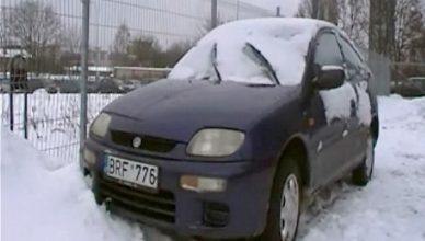 automobilis -mazda