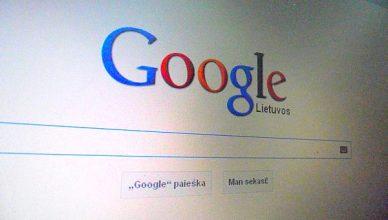 internetas google