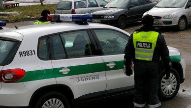 policija kontrole
