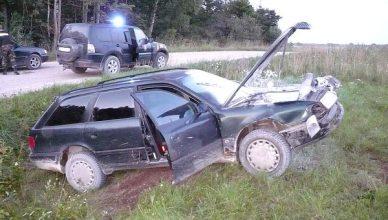 kontrabanda automobilis sulaikymas