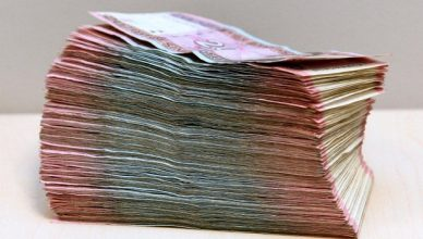 pinigai litai