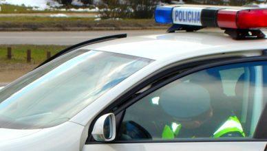 auto policija