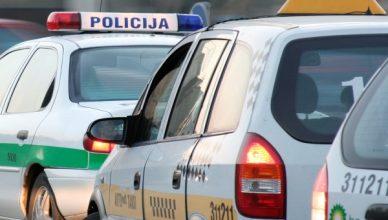 policija taksi