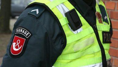 taurages policija