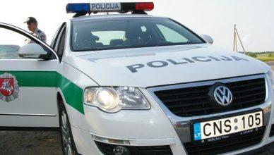 policija svytureliai