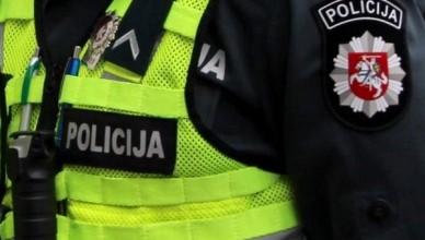 policija verslas