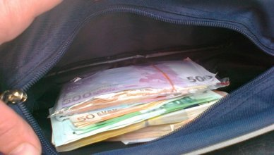 Rasti pinigai