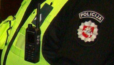policija uzrasas