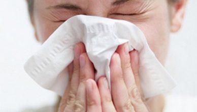 sergamumas gripu