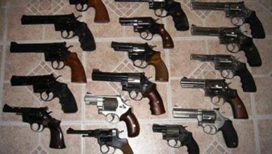 ginklai_pistoletai