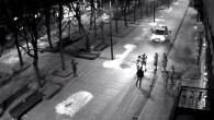 """2014 m. vasario7 d.apie 4.30 val. Kaune, Laisvės al., miesto vaizdo stebėjimo kameromis buvo pastebėta grupė asmenų, iš kurių vienas, pribėgęs prie lėktuvo """"Lituanica"""" modelio (skrydžiui per Atlanto vandenyną atminti),..."""