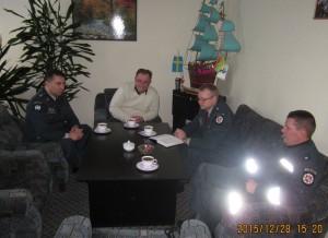 Jonavos policijos pareigūnai