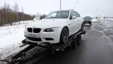 BMW iš pasienio