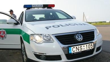 kelių policijos pareigūnai