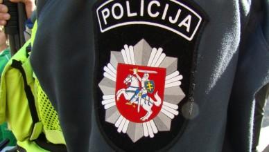 pareigūnai