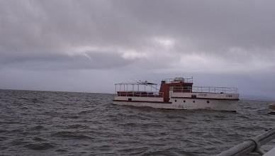 marios atneštas rusų laivas