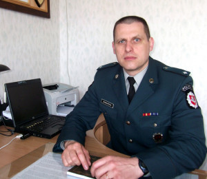 policijos tyrėjas