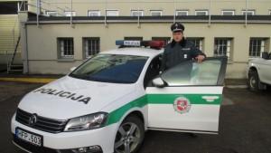 Radviliškio policijos tyrėjas